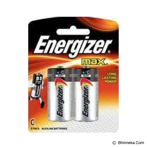 ENERGIZER Alkaline Max E93 C BP2 Max [179-8253] - Battery and Rechargeable